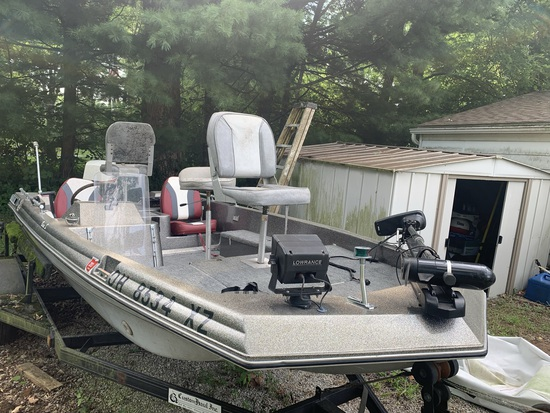 Boat, Car, Riding Mower, Tools, Toys, & More