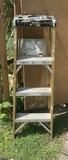 4 ft All American Aluminum Ladder
