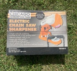 Chicago Electric Chainsaw Sharpener