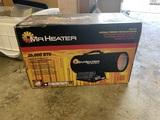 Mr. Heater 3500 BTU Propane Forced Air Heater