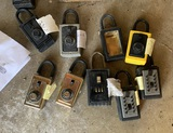 Group of Key Boxes