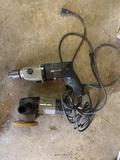 Porter Cable Sander  & Hammer Drill