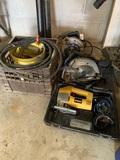 Dewalt Jig Saw, Craftsman Circular Saw & More.  See Photos