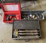 Remington Power Fastener System, Door Hinge & Lock Jig