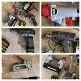 Air Nailer, Staples, Craftsman Light & More