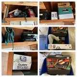 Great Group of Camping Items.  See Photos.