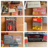 Hardware, Hand Tools, Multimeter & More