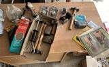 Body Tools, Sandpaper, Pneumatic Tools & More