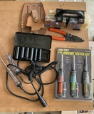 Test Lights, Connectors, Circuit Tester & More