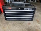 Craftsman Intermediate Tool Box ( No Key)