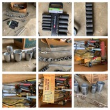 Sockets, Ratchets, Wrenches & More