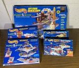 Great Group of Hot Wheels Planet Micro Toys.  See Photos.