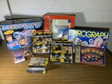 Group of VIntage Game, Spirograph, Story Time Theater & More