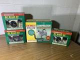 Compressor & Airbrush Tools