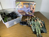 Great Group of G.I. Joes & Accessories