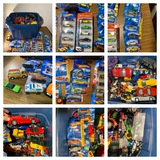 Large Group of Hot Wheels, Matchbox & More