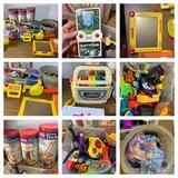 Vintage PlaySkool Toys & More