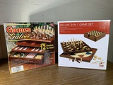 Deluxe Game Sets