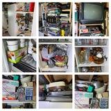 Pots, Pans, Glassware, VHS, CD'S & More