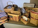 Great Group of Longaberger Baskets