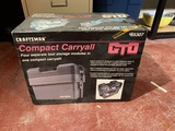 Craftsman Compact Carryall GTO.  New in Box