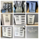 Great Group of Waterford Crystal.  See Photos.