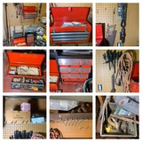 Tool Box, Organizers, Hand Tools, & More