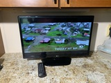 LG  24 inch TV with Remote