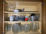Kitchen Cleanout - Toaster Oven, Pots & Pans, Glassware, Utensils, Baking Dishes & More