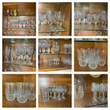 Great Group of Waterford Crystal Glassware