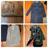 Vintage Womens Clothing - Halston, Brooks Brothers & More