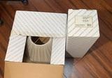 Baldwin Table Lamp & Shade.  New in Box