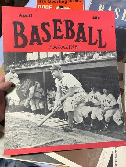 Sports Memorabilia, Trading Cards, Books, & Estate