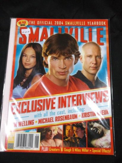 Official 2004 Smallville Yearbook
