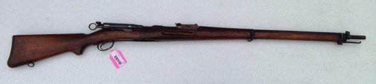 Swiss Military Schmidt-rubin Rifle