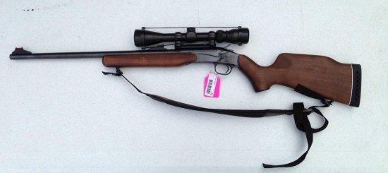 Rossi 22-250 Single Shot Hunting Or Varmint Rifle W/scope