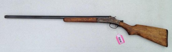 J. Stevens Arms Co. Springfield 12 Gauge Single-shot Shotgun