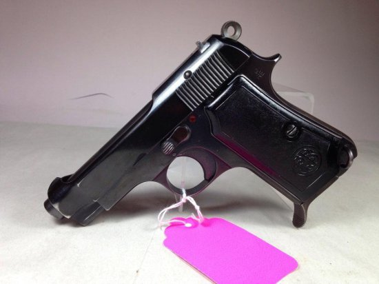 Beretta Model 1934 Blank Slide 9 Mm Semi-auto Pistol