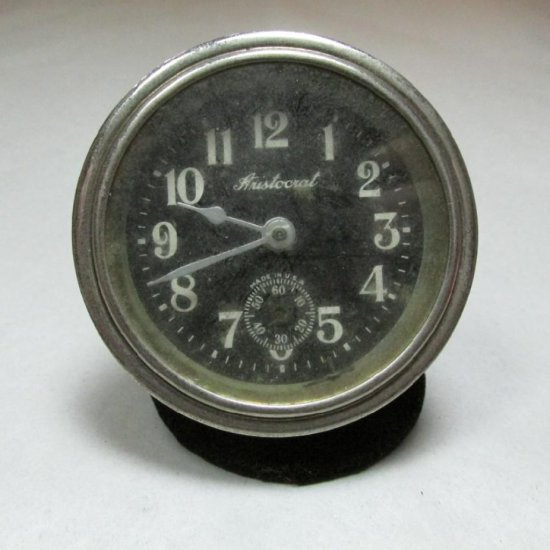 Vintage Aristocrat Car Clock - Mechanical