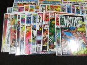 Wow - Huge Wolverine Comic book Collection