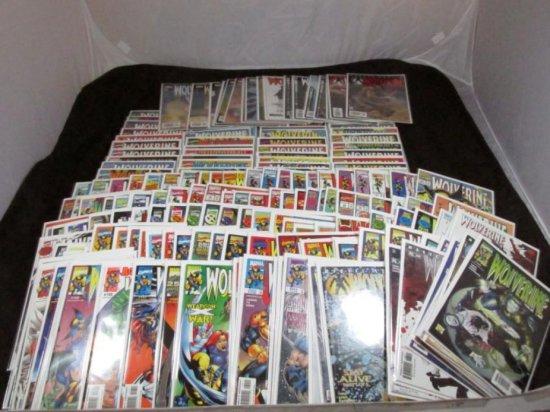 Wolverine Volume 2. 1-189 Full Run. No missing books.