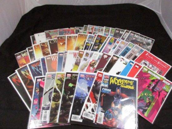Wolverine Mini Series Lot 1 (58 Books) (All Full Runs)