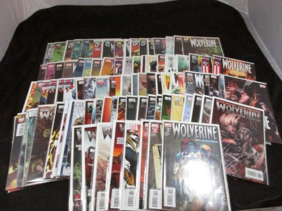 Wolverine Volume 3 Full Run with Extras (95 Books)
