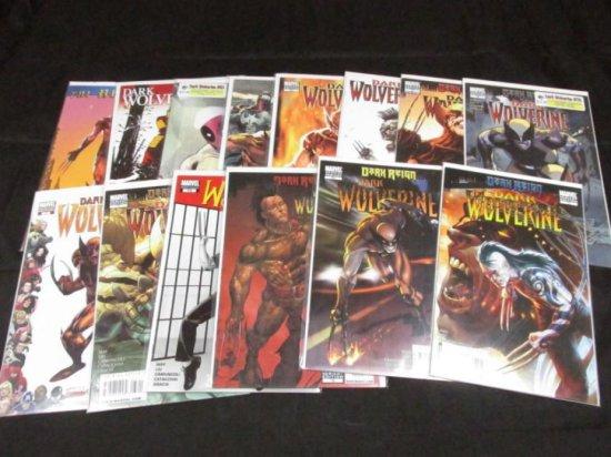 Wolverine Volume 3 Variants (Part III) (14 Books)