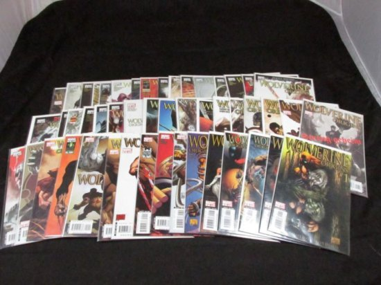 Wolverine Origins with Extras (51 Books)