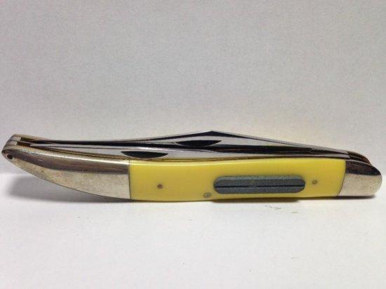 Vintage Case Xx Fish Knife W/hook Sharpener 32095 Unused