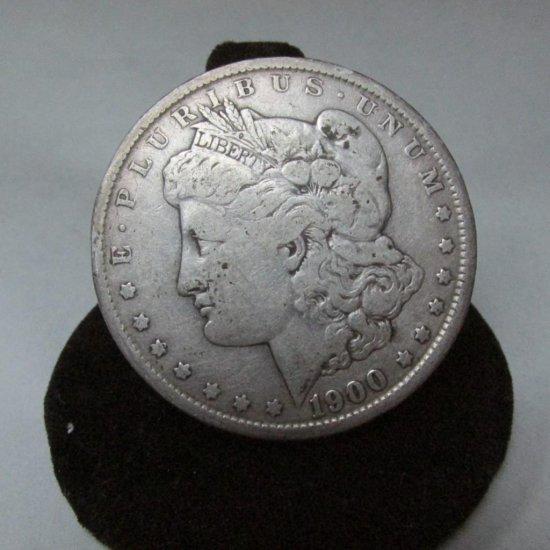 1900-o Morgan Dollar Silver Coin