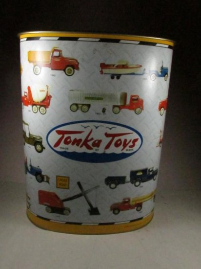 Fun Vintage Tonka Toys Trash Garbage Can