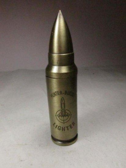 Vintage Hunter Bullet Lighter