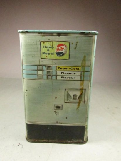 Vintage Have A Pepsi Machine Bank